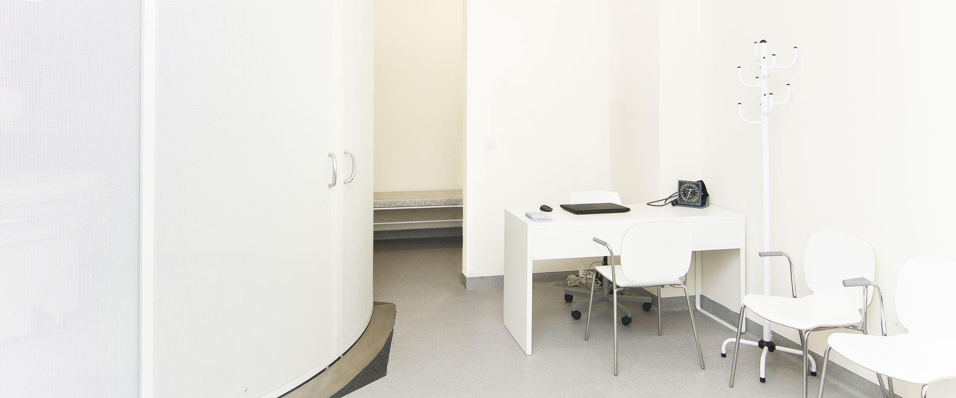 Gabinet w Reishi Center